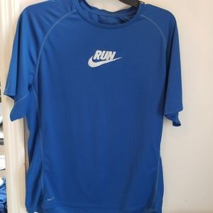 Nike Run Dri fit Running Shirt.